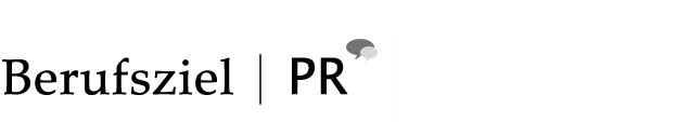 Berufsziel: PR